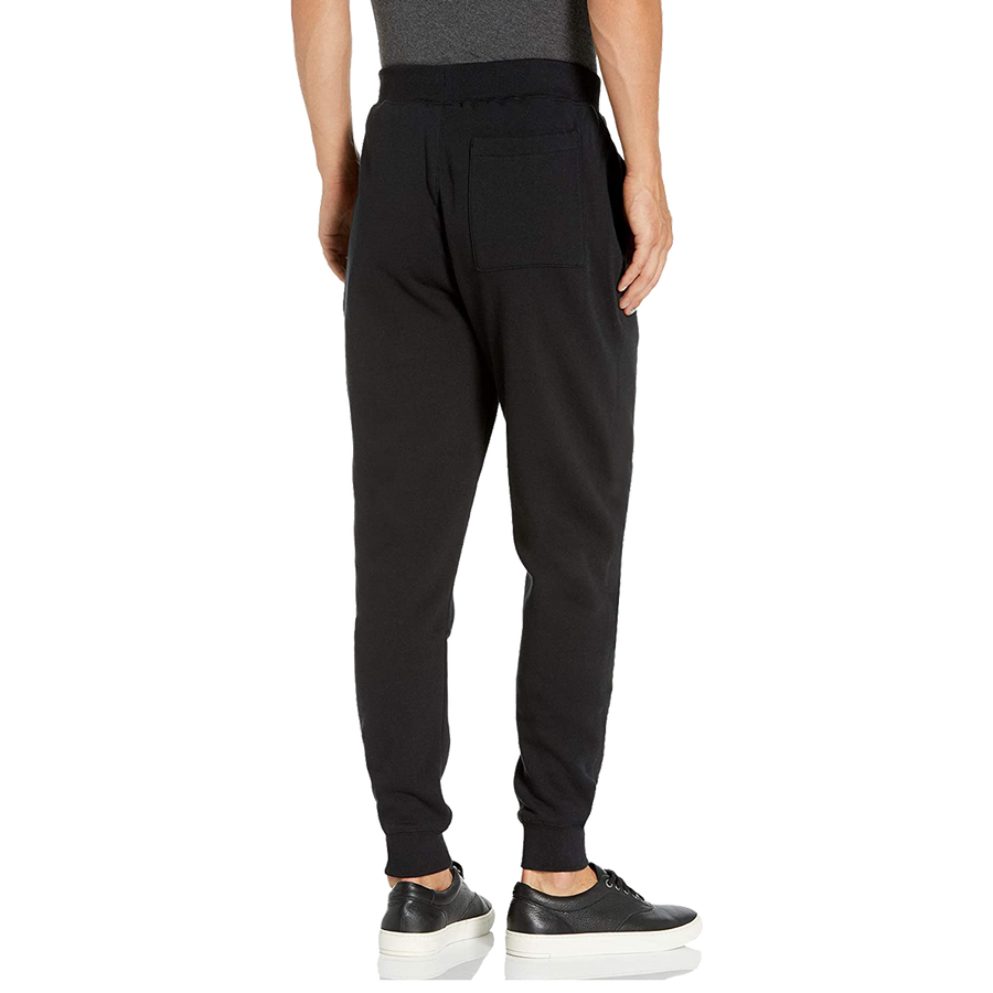 RB Vintage Joggers, 60-40 poly-cotton fleece, deep side slash and back pocket at ridebackwards.com