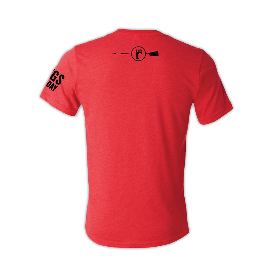 Engine Room triblend tee back