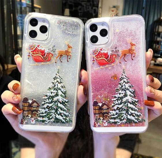 【Christmas sale-GET 10% DISCOUNT】Flash powder mobile phone case