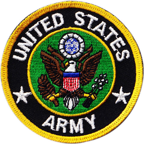 Army Embroidered Patch