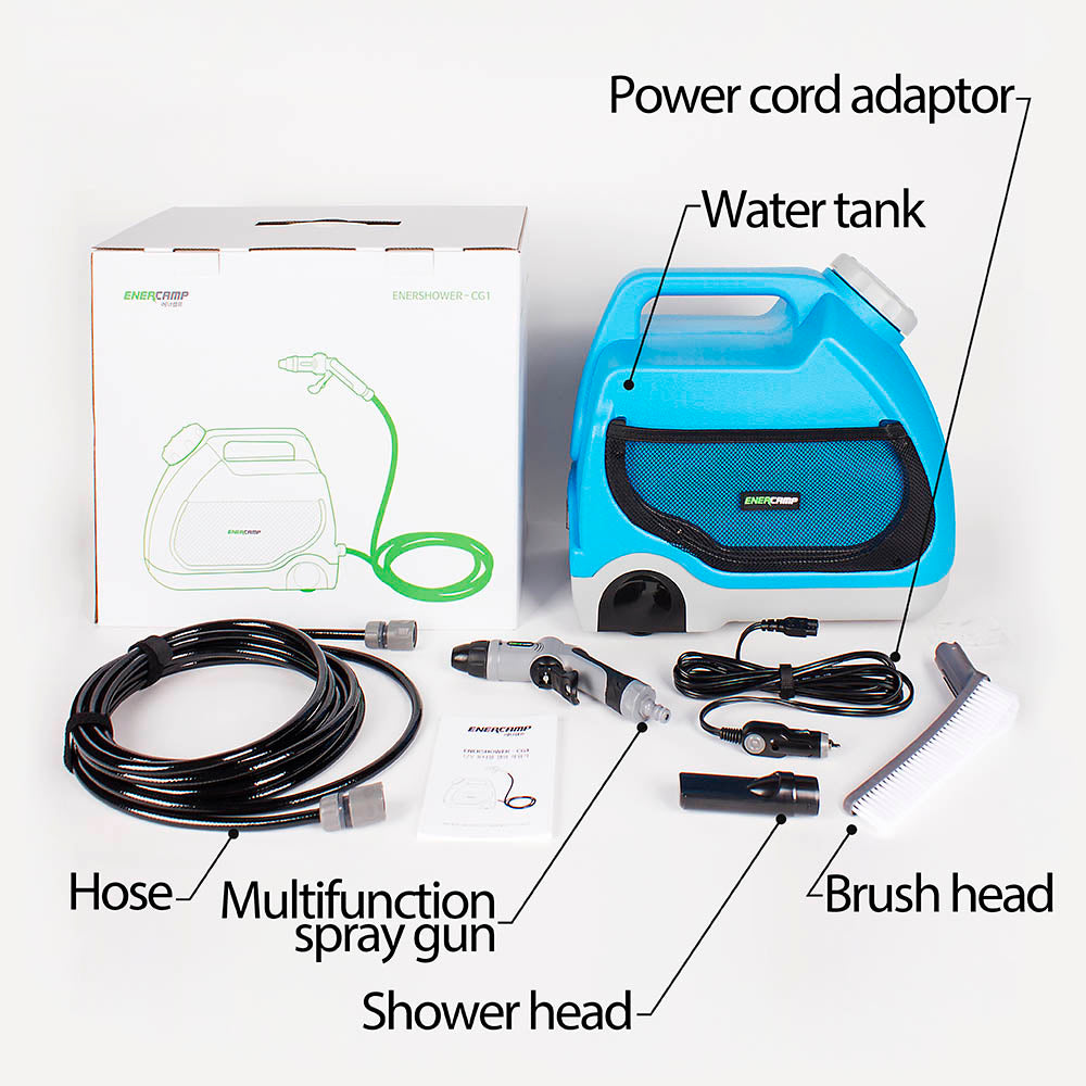 Camping Shower CG-1 - Enercamp Store