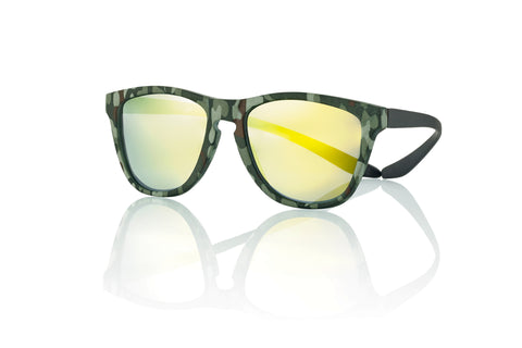 CEN15115 Camo Green/Blk Grey Lenses+Green Mirror