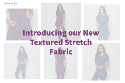 Introducing our New Textured Stretch Fabric