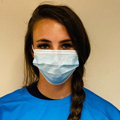 Disposable Surgical Mask Pack