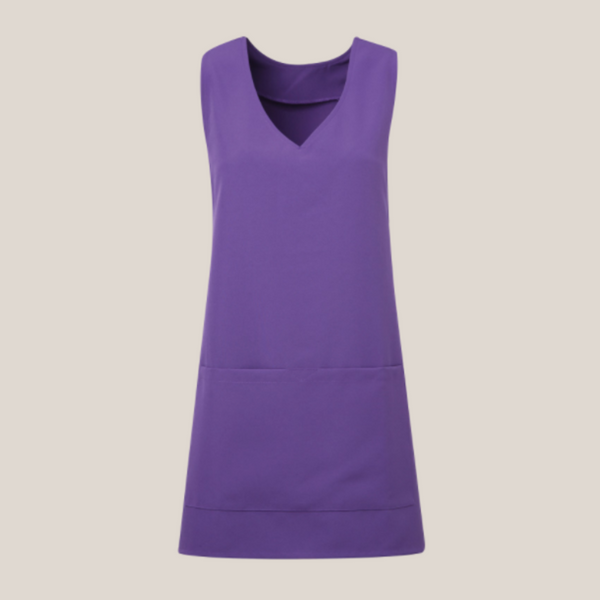 Premier Tulip Sleeveless Wrap Around Beauty Tunic