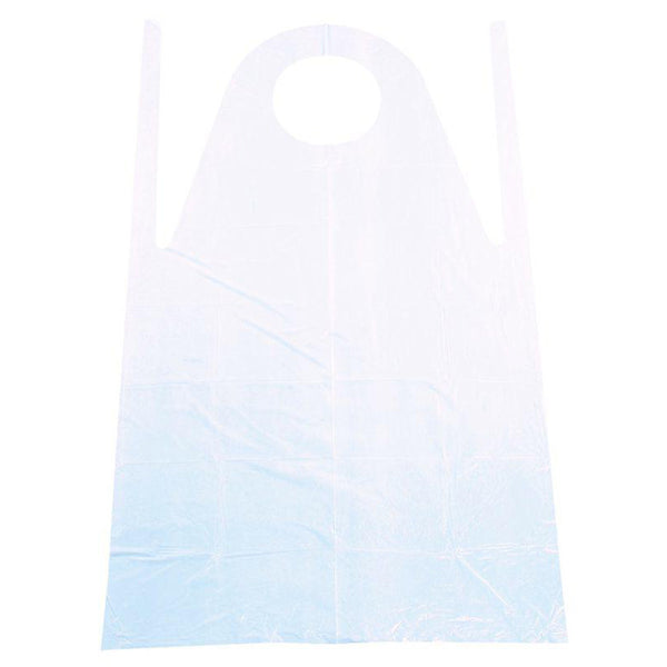 Disposable White Apron (Box of 100)