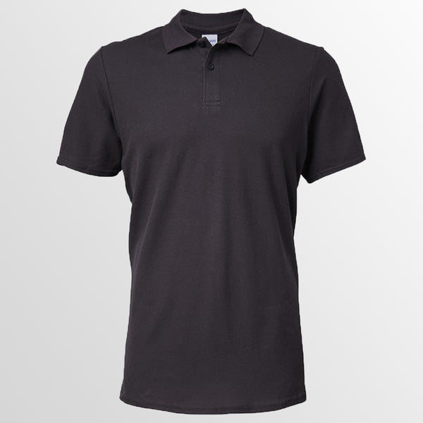 Unisex Softstyle 177gsm Cotton Polo Shirt in Muted Colours