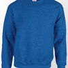 Gildan Unisex Heavy Blend Sweatshirt Heather Colours