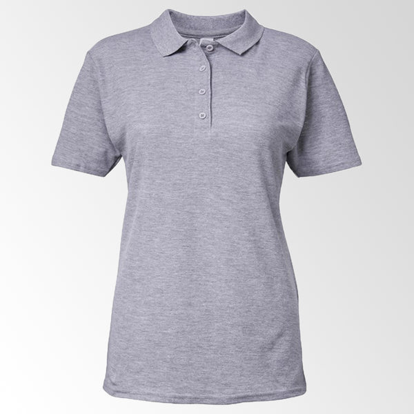 Women's Fit Softstyle 177gsm Cotton Polo Shirt
