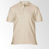 Unisex Premium 223gsm Cotton Polo Shirt in Muted Colours