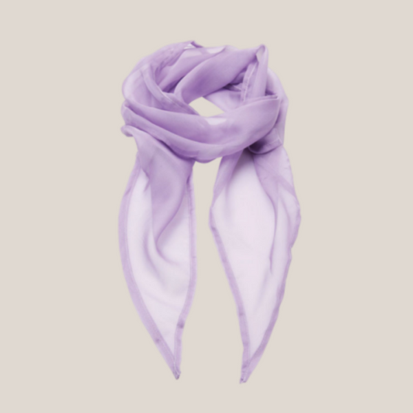 Chiffon Neck Scarf for Work