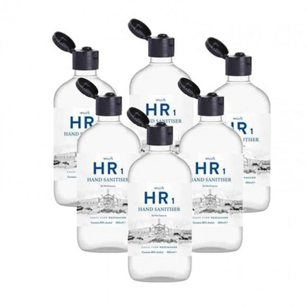 HR 1 Hand Sanitiser 300ml (Pack of 6)