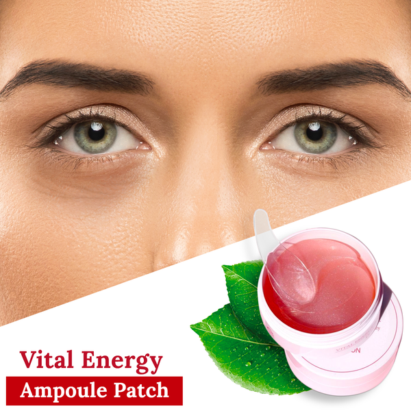 dr.hedison vital energy ampoule patch