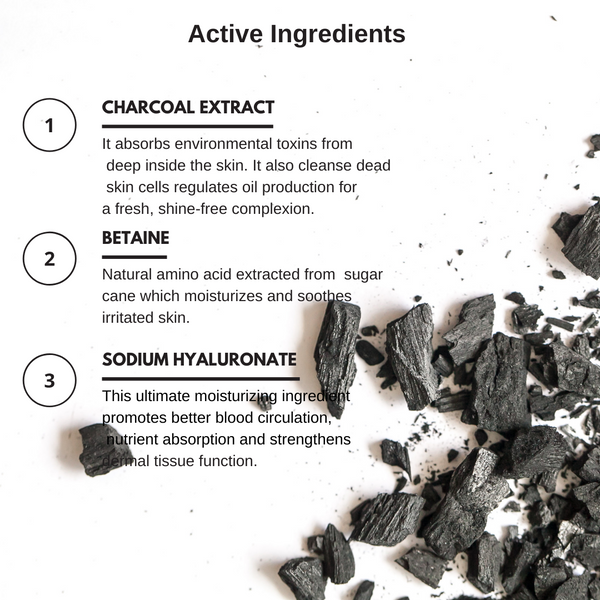 The Pastel Shop - Charcoal Essence Mask - Charcoal Black Mask - 12 Sheets