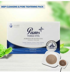 Pams Cosmetic - 100 % Natural Clay Mask