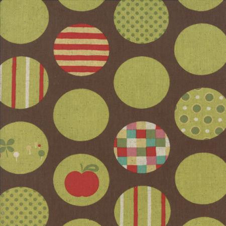 Dots in Earth - Avante Garden Linen