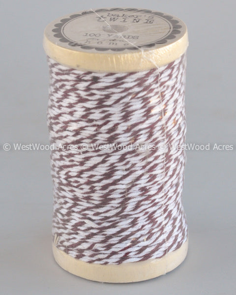 Bakers Twine in Brown