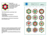 Dazzle quilt pattern preview image
