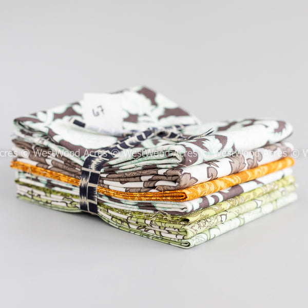 Lush Fat Quarter Bundle - #67 Destash
