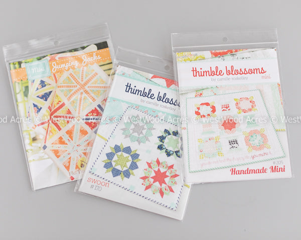 Mini Pattern - 3 Pack