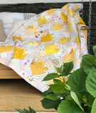 Sunny Side Up Bear Paw Fat Quarter Bundle
