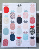 Hospitality Pineapple Quilt Pattern - PDF Pattern