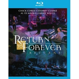 Chick Corea Return To Forever Live At Montreux 2008 Blu