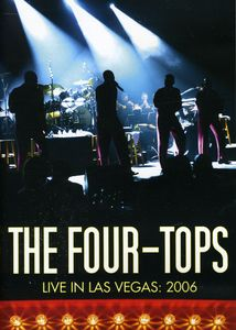 Four Tops: Live At The Stardust Las Vegas 2006 DVD 2011