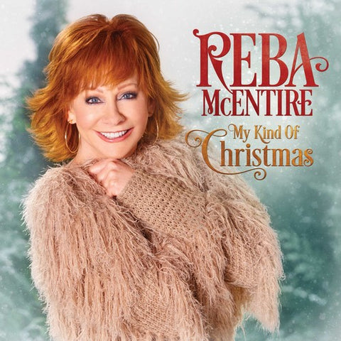 Reba Mcentire Christmas Guest.Reba Mcentire My Kind Of Christmas Guest Cd Vince Gill And