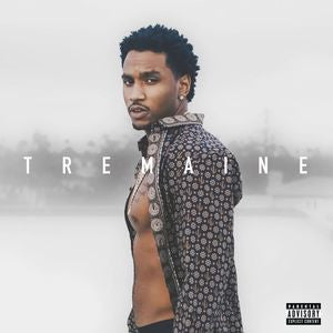 Trey Day: Tremaine The Album [Explicit Content] R&B CD 2017 3/24/17