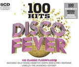 100 Hits Disco Fever: 100 Classic Floorfillers Import 5CD Box Set 2014