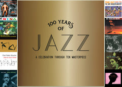 100 Years Of Jazz: A Celebration Through Ten Masterpieces (Various Artists) Box Set 10PC Various Artists CD 2017 Release Date 12/15/17