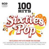 100 Hits: Sixties Pop/Rock Deluxe 5CD Edition 2010 Box Set