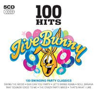 100 Hits Jive Bunny:100 Swinging Party Classics 5 CD Box Set 2010