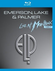 Emerson Lake & Palmer: Live At Montreux 1997 (Blu-ray) 2010 DTS-HD Master Audio