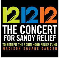 12-12-12 The Concert For Sandy Relief DVD 2013 16:9 DTS 5.1