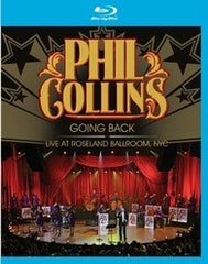 Phil Collins: Going Back Live at Roseland Ballroom NYC 2010 (Blu-ray) 2010 DTS-HD Master Audio