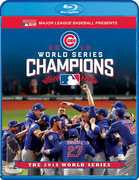 2016 World Series: World Series Champions Chicago Cubs (Blu-ray) Includes DVD 2016 12-06-16 Release Date