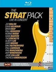 The Strat Pack: Live in Concert 2004 (Blu-ray) 2008 -DTS-HD Master Audio David Gilmour-Joe Walsh-Brian May...