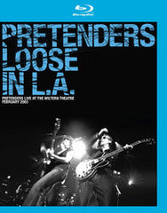 Pretenders: Loose In L.A. 2003 Chrissie Hynde (Blu-ray) 2011 DTS-HD Master Audio