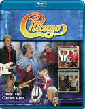Chicago: Live in Concert PBS Soundstage-Chicago 2003 (Blu-ray) 2011 DTS-HD Master Audio 5.1 VERY RARE