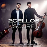 2Chellos: Score -London Symphony Orchestra Movies Album Score CD 2017