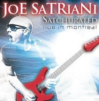 Joe Satriani: Satchurated Live in Montreal (Blu-ray) 2012