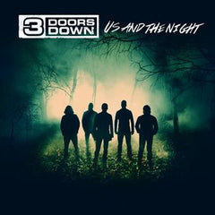 3 Doors Down: Us And The Night CD 2016