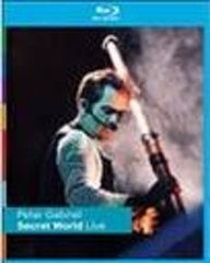 Peter Gabriel: Secret World Live 1993 Modena, Italy (Blu-ray) 2012 DTS-HD Master Audio
