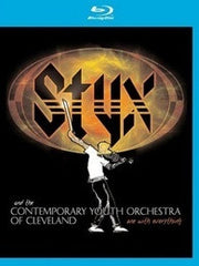 Styx & the Contemporary Youth Orchestra of Cleveland: One with Everything 2006 (Blu-ray) 2009 DTS-HD Master Audio