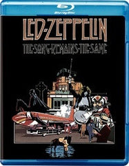 Led Zeppelin: The Song Remains The Same 1973 (Blu-ray) 2012 DTS-HD Master Audio 5.1