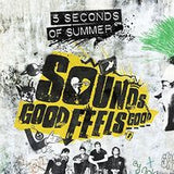 5 Seconds Of Summer: Good Feels Good CD 2015 10-23-15 Release Date