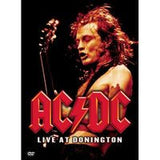 AC/DC Live At Donington 1991 DVD 2007 16:9 Dolby Digital 5.1-Comes with AC/DC Band T-Shirt