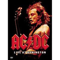 AC/DC Live At Donington 1991 DVD 2007 16:9 Dolby Digital 5.1